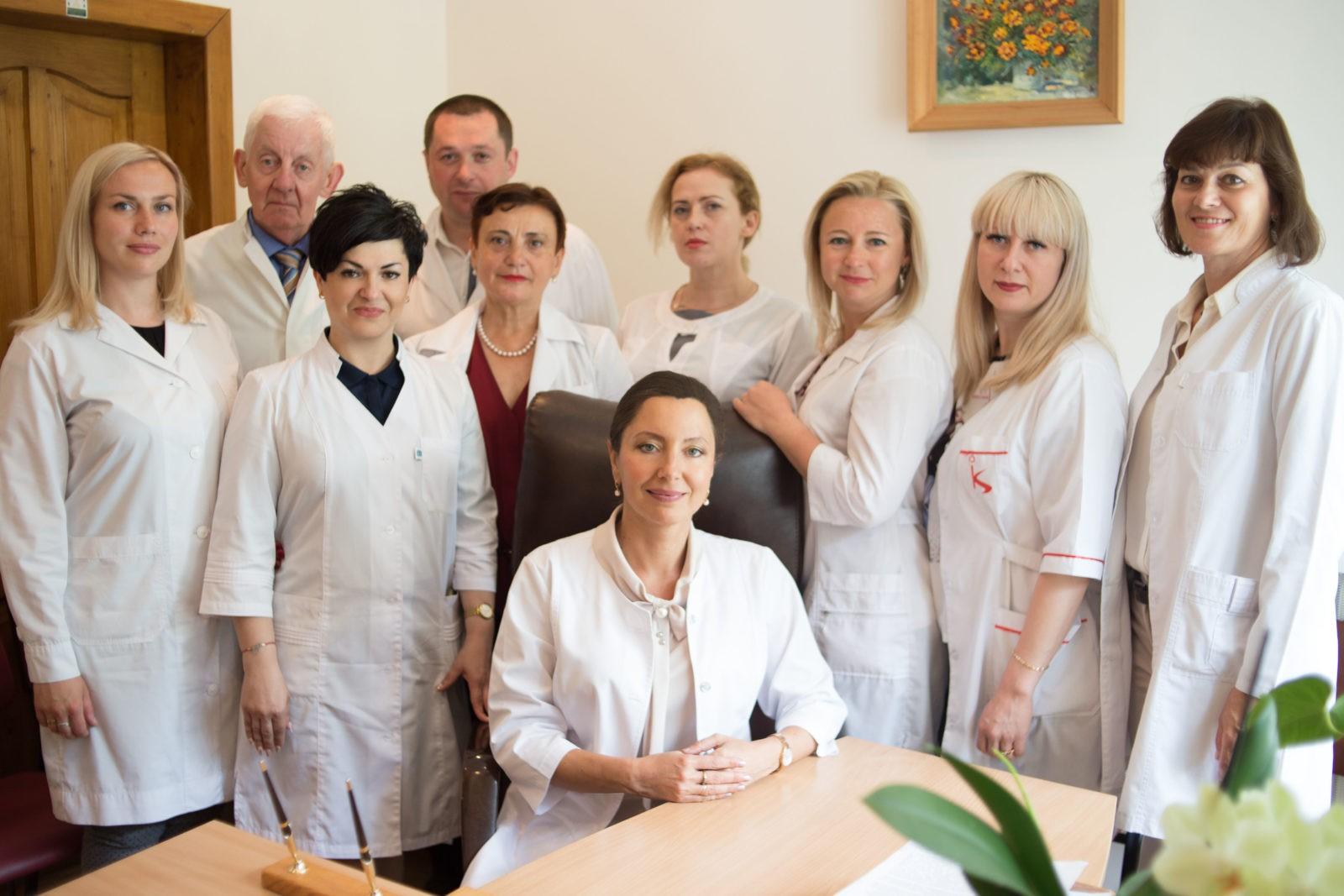 Клінічної імунології, алергології та ендокринології