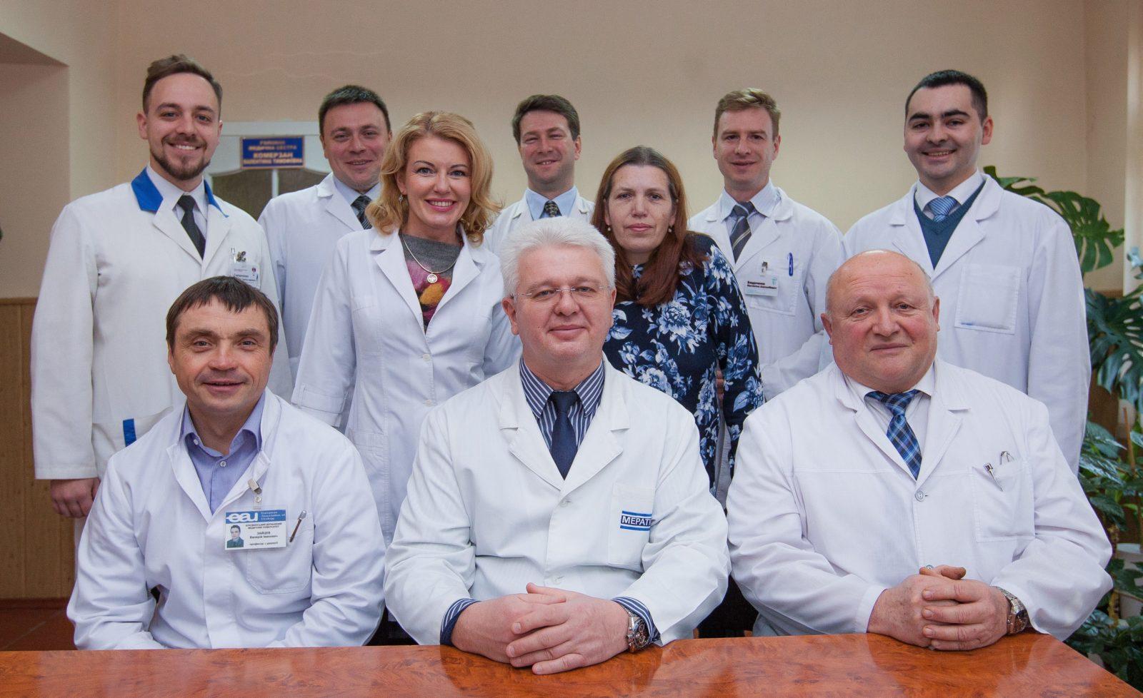 Урології та нейрохірургії