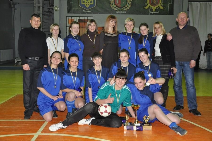 Футболістки БДМУ здобули перемогу в обласному турнірі