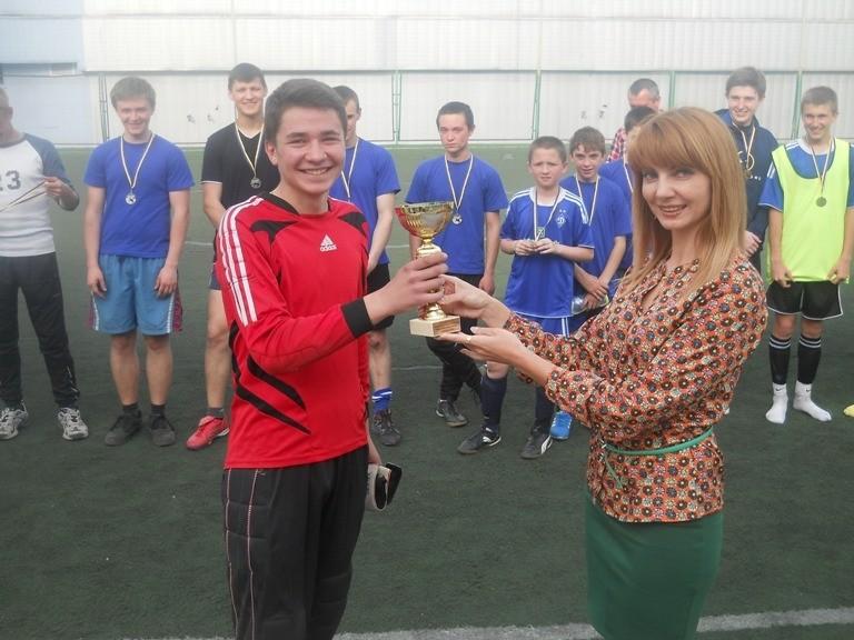Відкрита першість БДМУ з міні-футболу