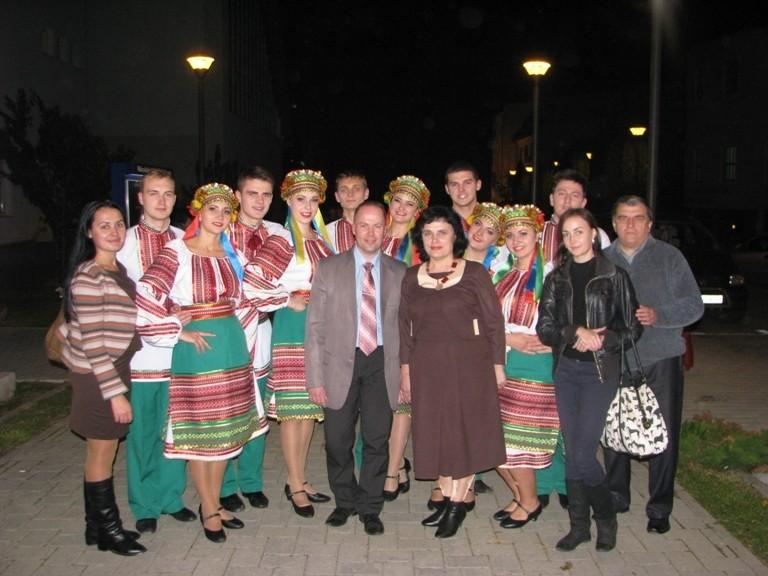 Студенти БДМУ взяли участь у святкуванні 50-річчя Сучавського університету