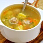 Варто чи не варто їсти суп