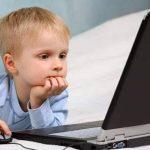 Комп'ютер для дитини: користь чи шкода?