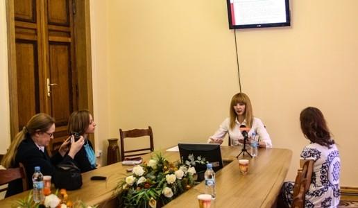 Співробітники БДМУ провели тренінг для журналістів