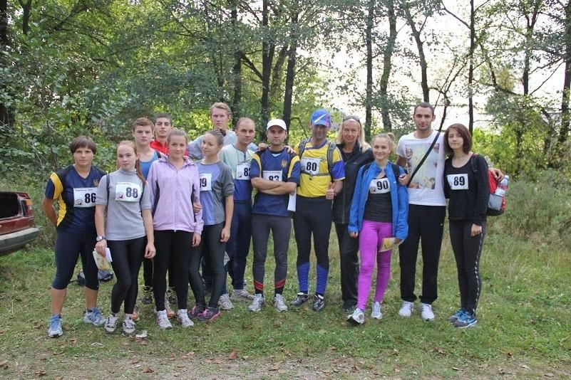 Збірна команда БДМУ дебютувала на Чемпіонаті України з екстремального орієнтування