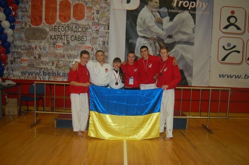 Студентка БДМУ здобула бронзову медаль у змаганнях з КАТА