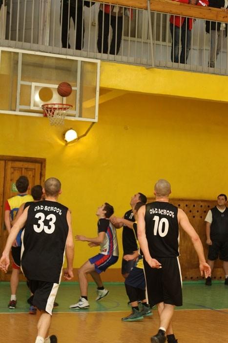 У БДМУ відбулися змагання з баскетболу