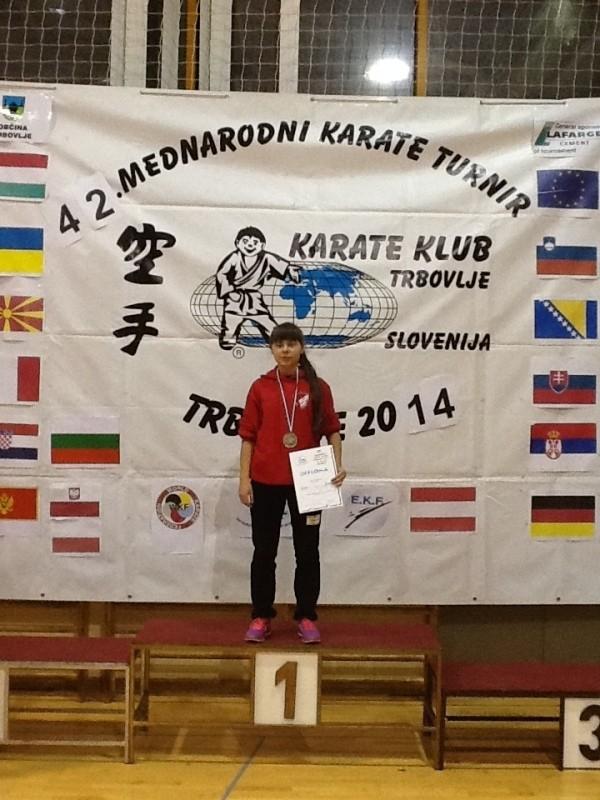 Студентка БДМУ здобула срібну медаль