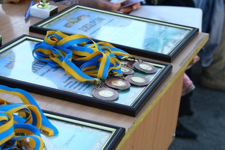 Змагання відкритої першості з футболу серед жіночих команд