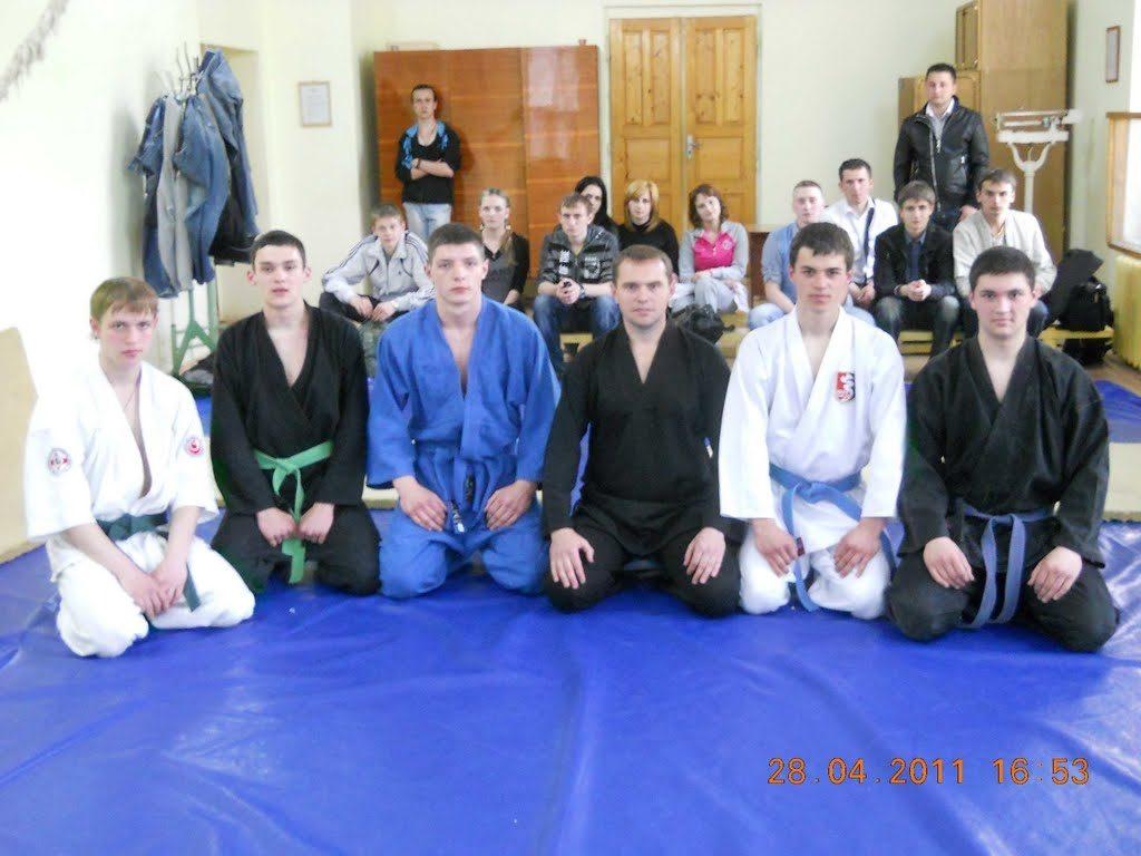 Відбулися фінальні змагання серед факультетів Буковинського державного медичного університету