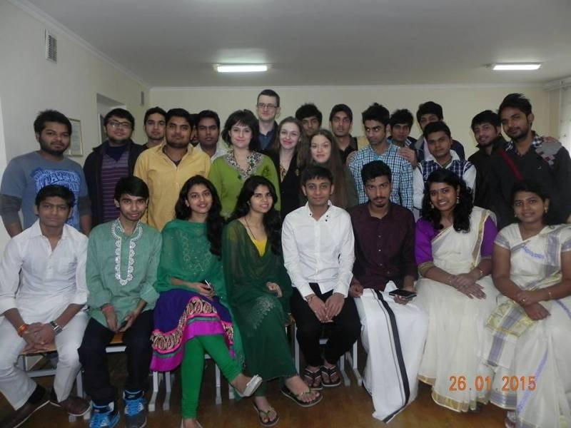 Індійська спільнота відзначила національне свято