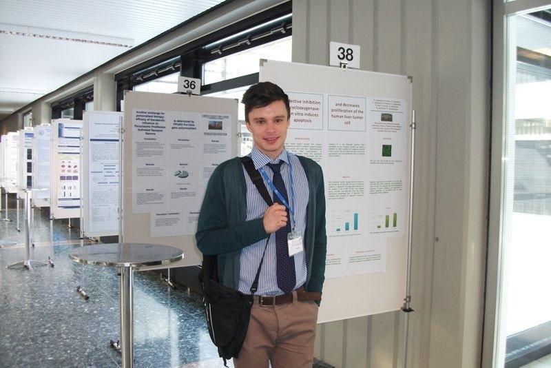 Студент БДМУ отримав міжнародний грант