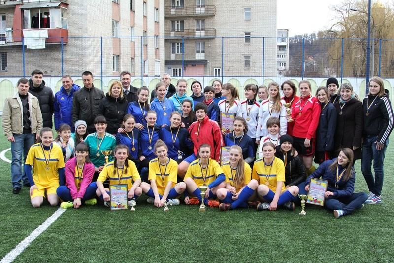 Команда БДМУ здобула срібло з міні-футболу