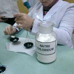 Заняття у навчально-виробничій аптеці