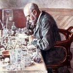 Роберт Кох та відкриття збудника туберкульозу