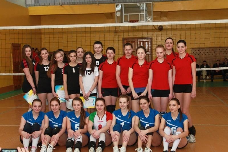 Жіноча команда БДМУ з волейболу стала бронзовим призером