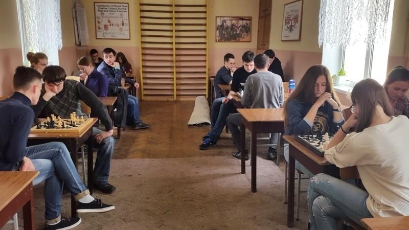У БДМУ відбулися змагання першості з шахів