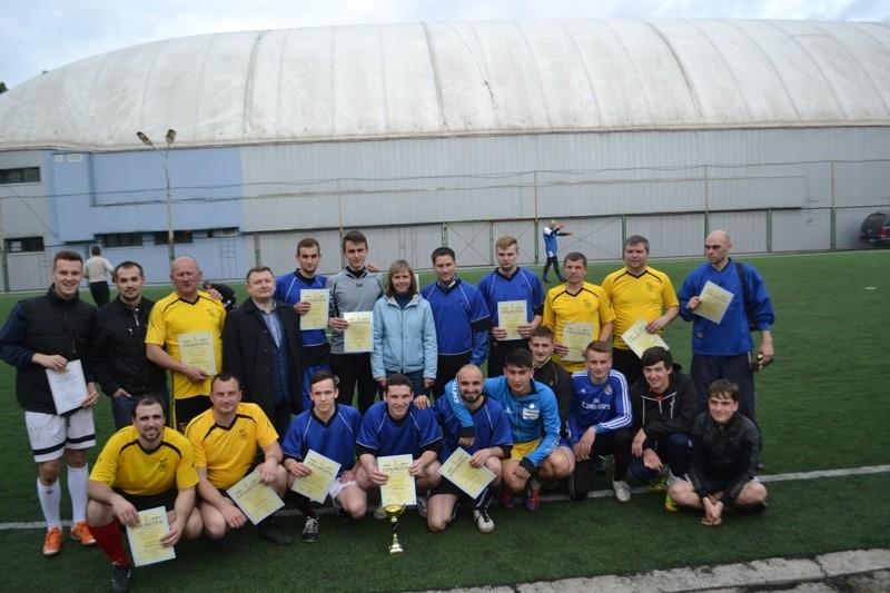До Дня Перемоги відбулися змагання з міні-футболу