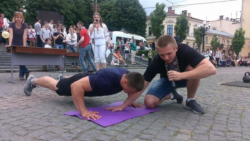 Студенти БДМУ взяли участь у «Козацьких забавах»