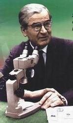 Олександр Смакула - винахідник антирефлексійного покриття лінз