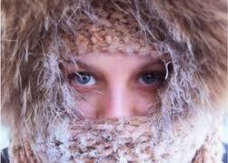 Що робити при обмороженні шкіри обличчя