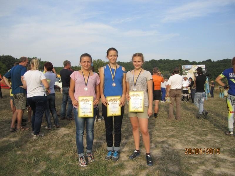 Студенти БДМУ здобули срібло і бронзу на Чемпіонаті з рогейну
