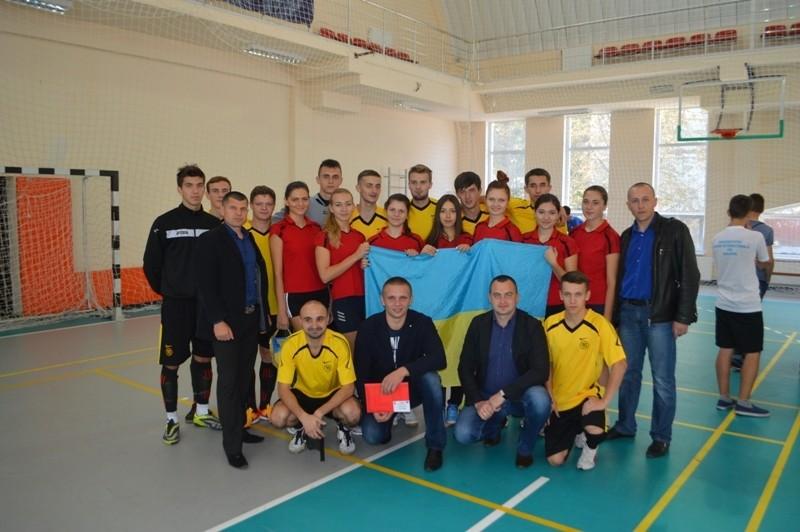 Команда БДМУ з футзалу здобула золото у Молдові