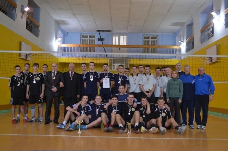 Команда БДМУ здобула перемогу у змаганнях з волейболу