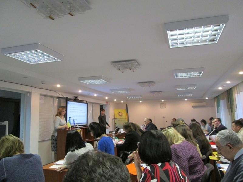 Представники БДМУ взяли участь у семінарі для переможців конкурсу Програми ЄС ЕРАЗМУС+