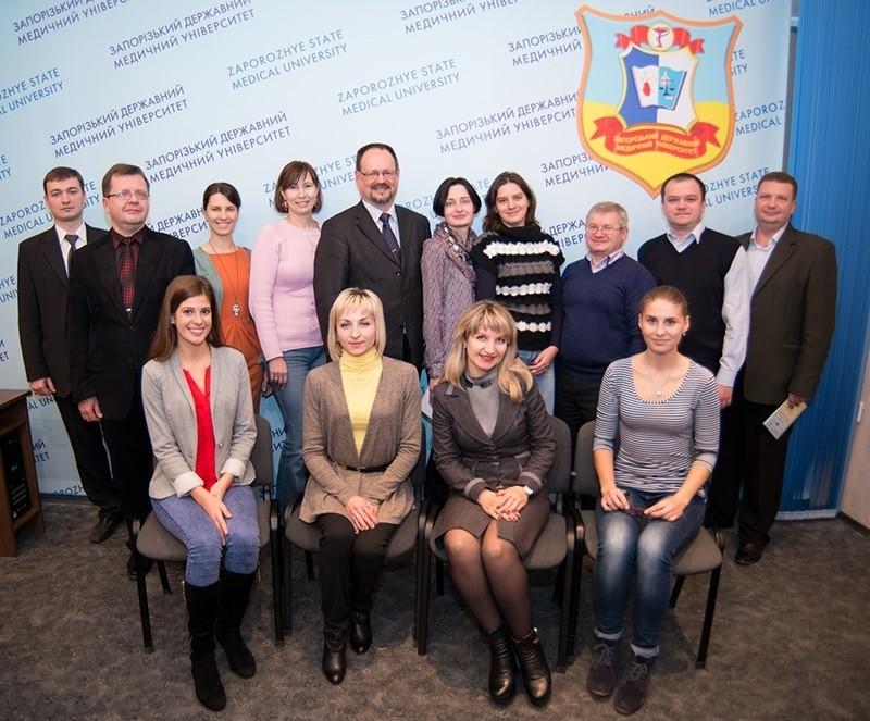 Викладачі БДМУ взяли участь у конференції «Актуальні питання дистанційної освіти та телемедицини-2015»