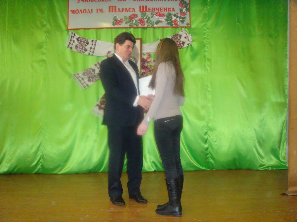 Студентка БДМУ стала переможцем Міжнародного мовно-літературного конкурсу