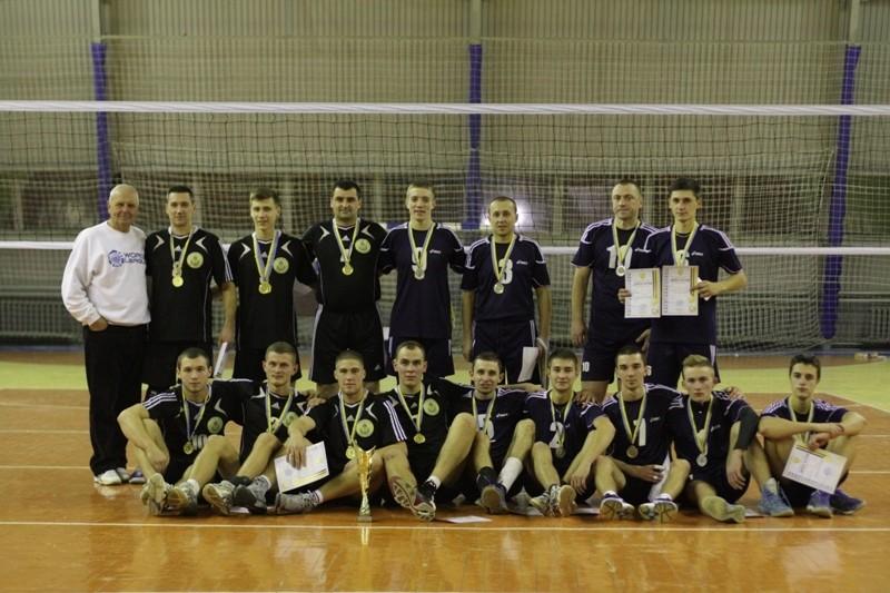Збірна БДМУ з волейболу – срібний призер кубку міста