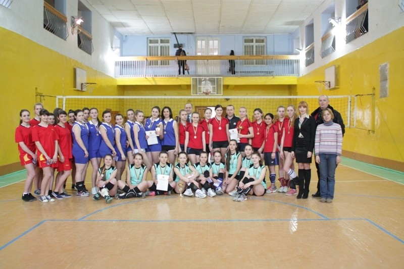 Відбувся турнір з волейболу серед жіночих команд