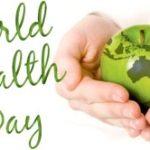 7 квітня - Всесвітній день здоров'я