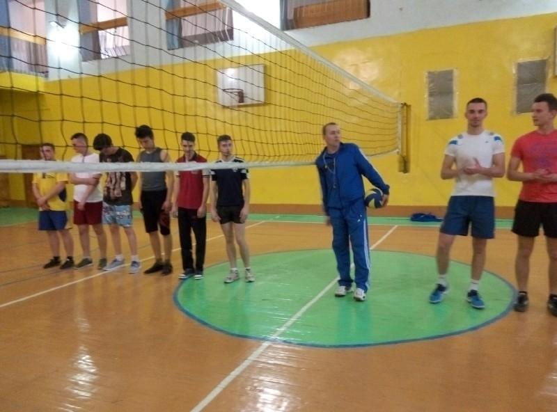 У БДМУ відбулися змагання Спартакіади БДМУ з волейболу