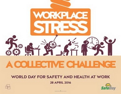 Стрес на робочому місці: колективний виклик