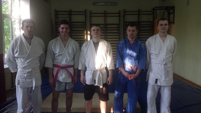 Відбулися змагання Спартакіади БДМУ з боротьби дзюдо