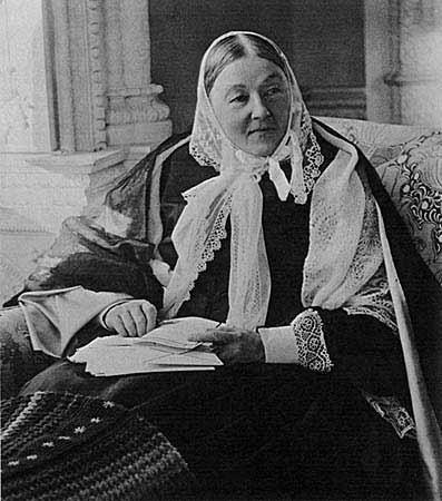 Флоренс Найтингейл - перша дослідниця і основоположниця сучасної сестринської справи