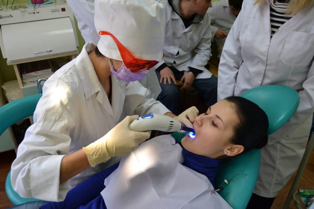 Благодійна акція студентів БДМУ до Міжнародного дня стоматолога