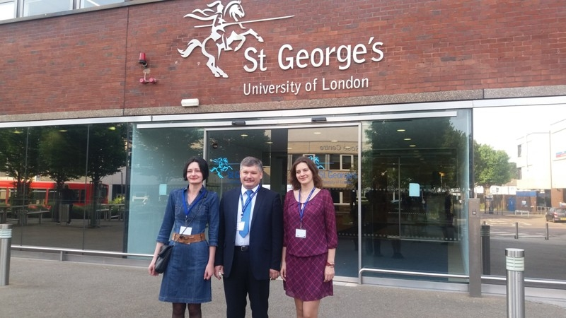 Представники БДМУ взяли участь у засіданні вузів-партнерів у Лондоні