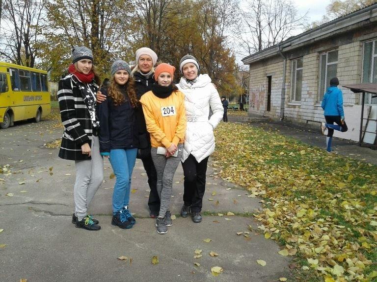 Студенти БДМУ взяли участь у змаганнях з паркового орієнтування