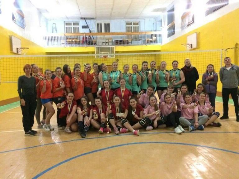 В БДМУ пройшли змагання з волейболу