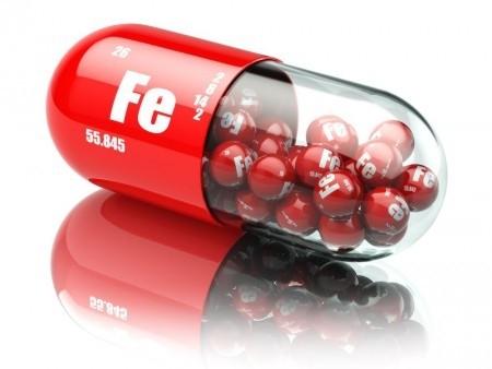 Сучасні залізовмісні препарати