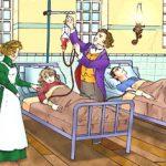 Історичні аспекти застосування інфузійних розчинів