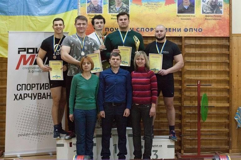 БДМУ пройшли змагання з класичного пауерліфтингу