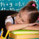 Особливості сну в сучасних школярів