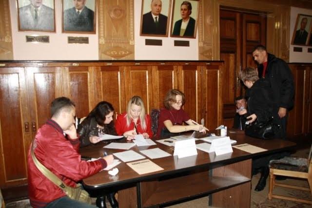Зустріч випускників БДМУ 1996 року випуску