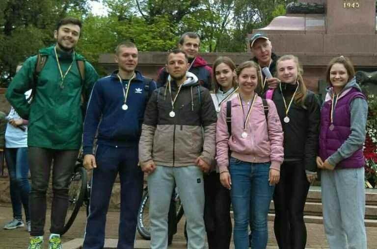 Студенти БДМУ – в числі переможців спортивних змагань «Біг Миру»