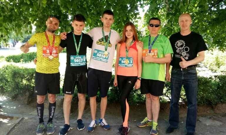 Представники БДМУ взяли участь у пів марафоні «Сrosshill»