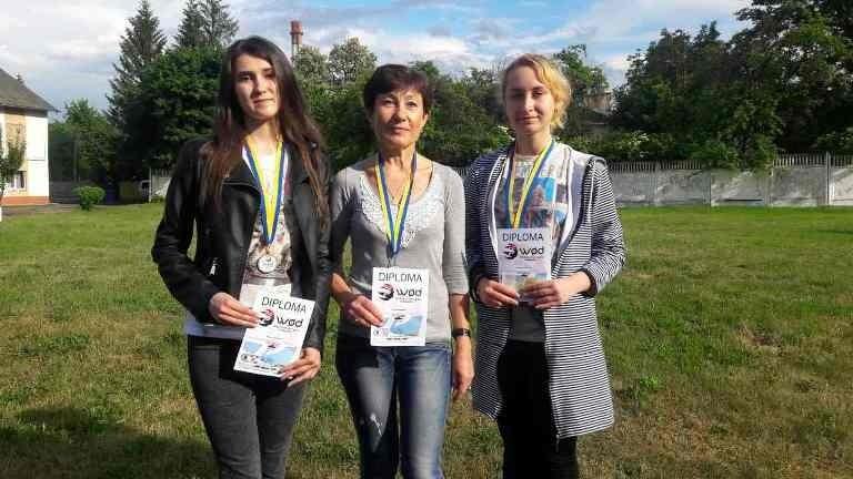 Представники БДМУ – в числі переможців змагань зі спортивного орієнтування